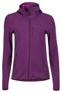 Women's Preon Hoody, Grape, medium