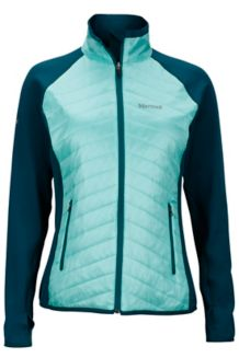 Wm's Variant Jacket, Celtic/Deep Teal, medium