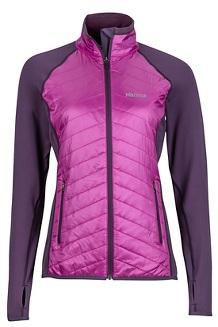 Women's Variant Jacket, Nightshade/Purple Orchid, medium
