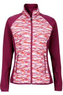 Wm's Caliente Jacket, Magenta Ice/Magenta, medium