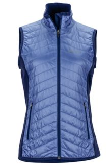 Wm's Variant Vest, Dusty Denim/Arctic Navy, medium