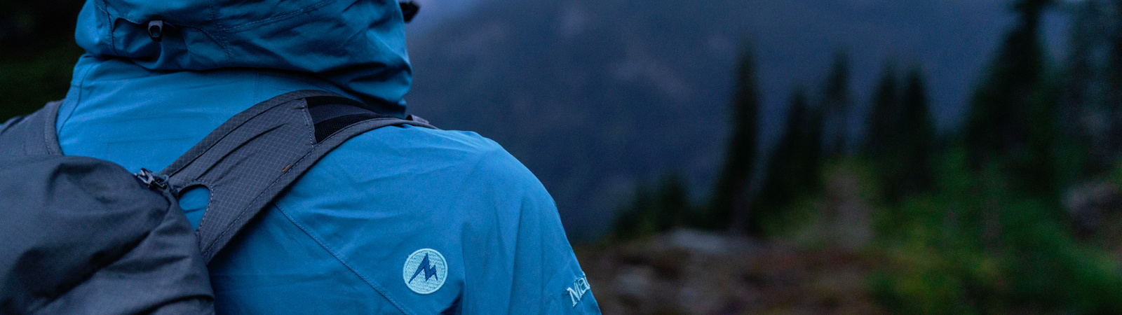 Sustainable, upcycled rainwear with waterproof performance that won't wash out or wear out.