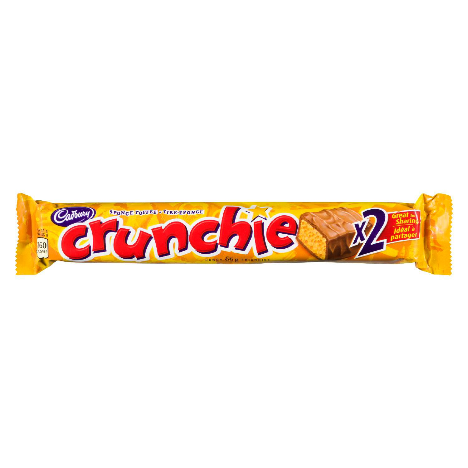 CRUNCHIE KING SIZE 66G