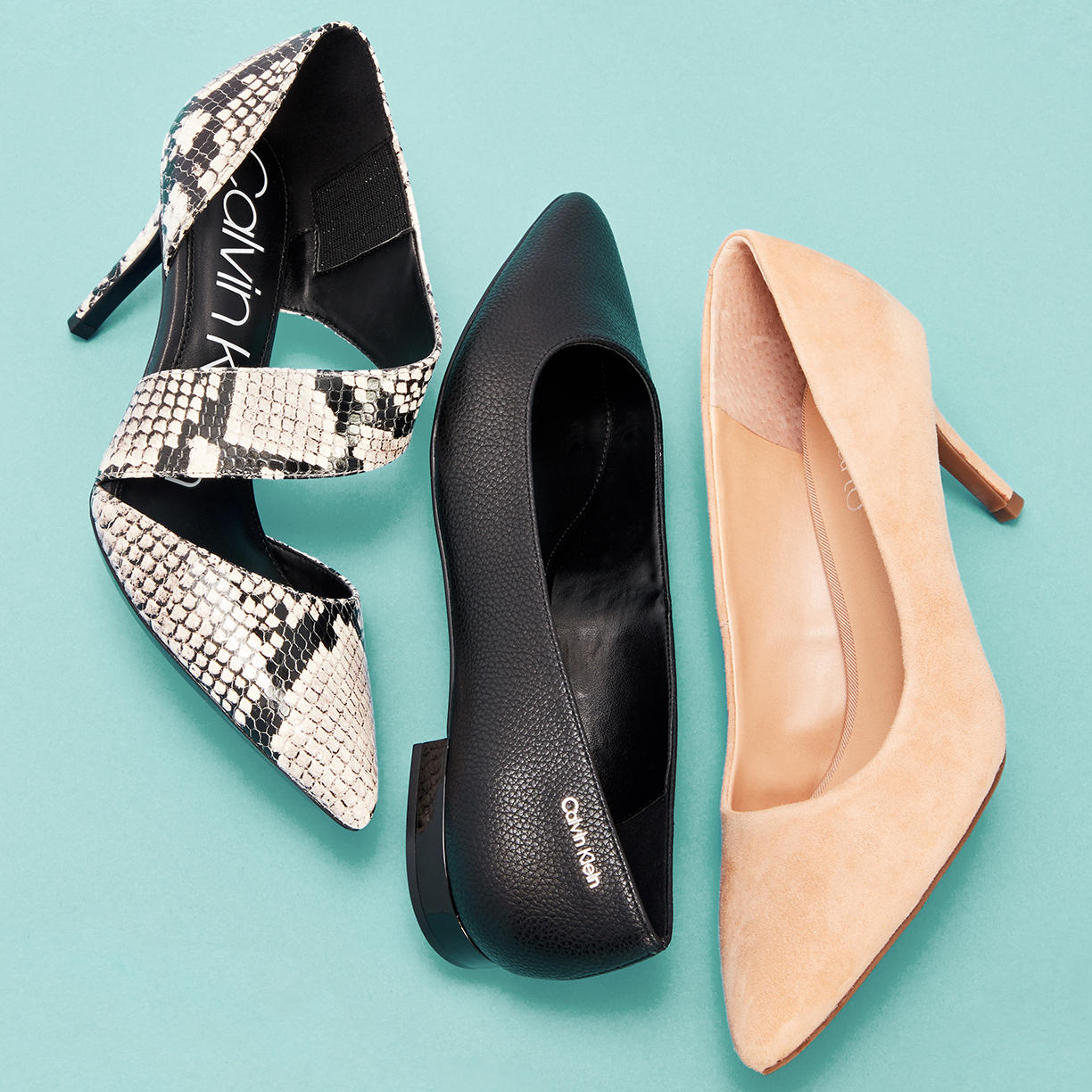 Calvin Klein Shoes Up to 60% Off