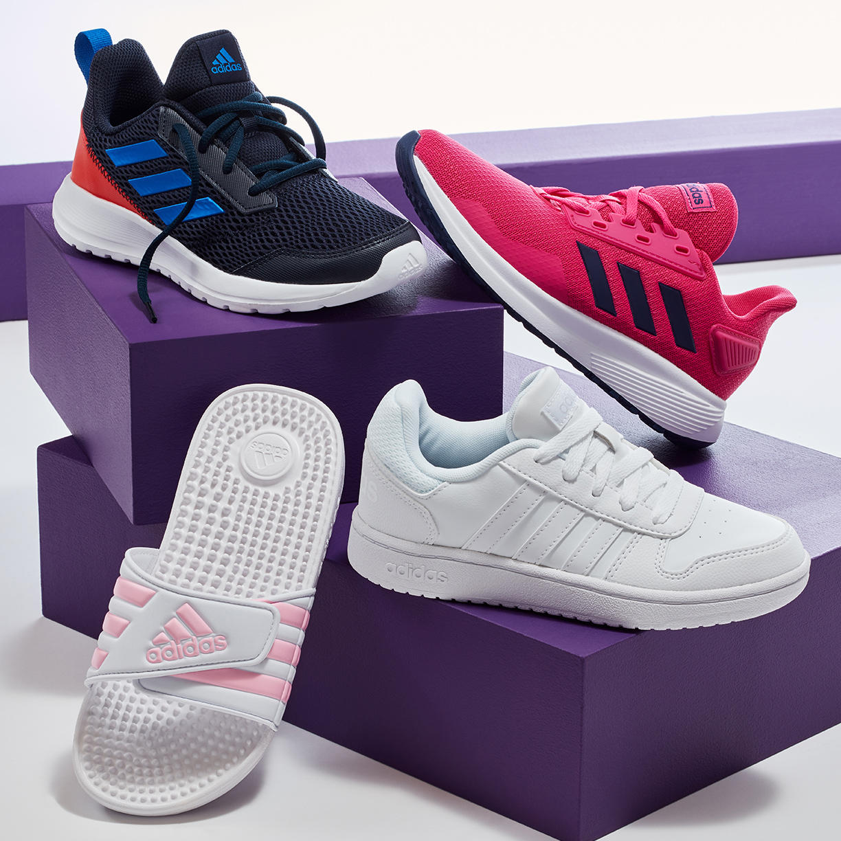 Gym Class Favorites: Kids' Active Shoes ft. adidas