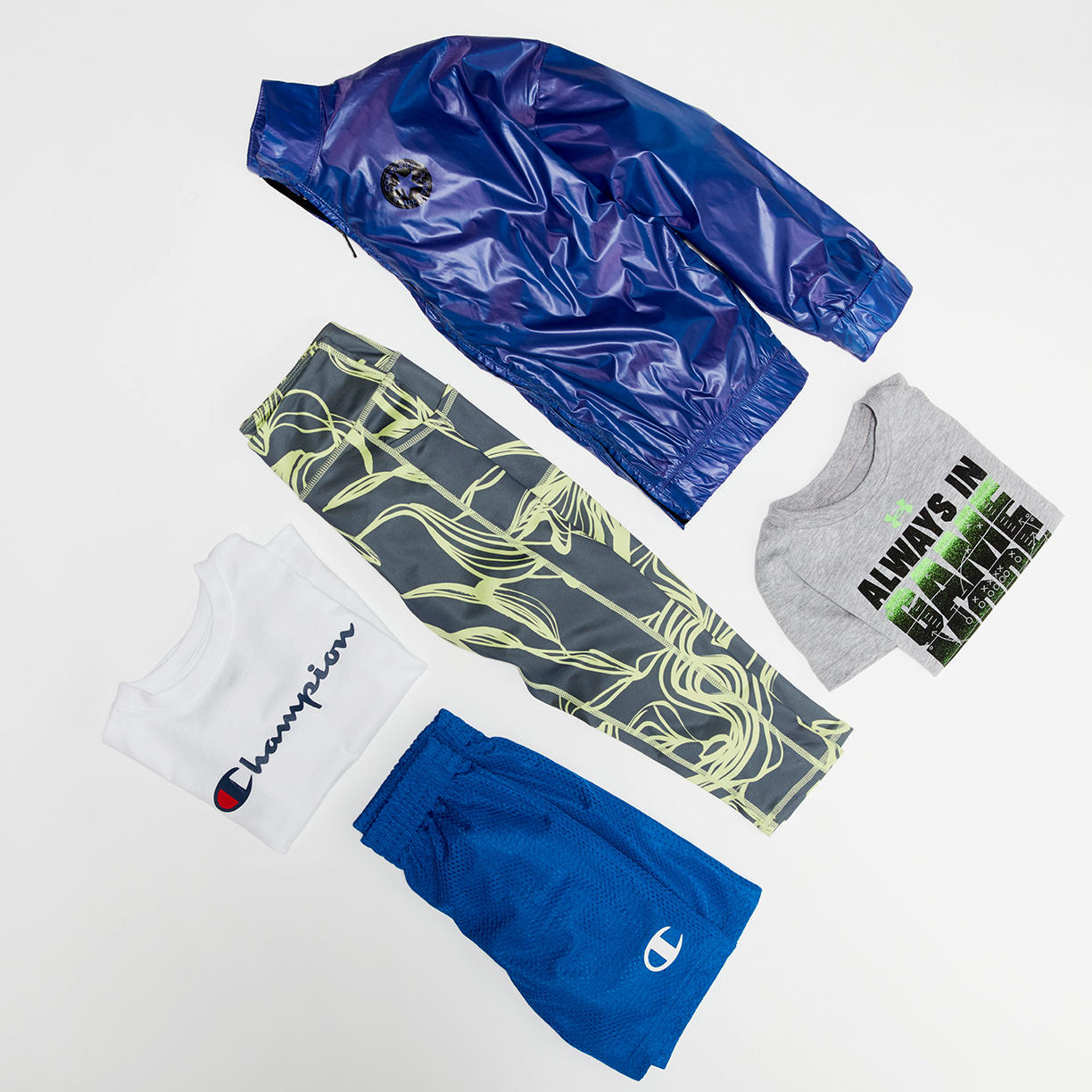 Score! Kids' Activewear Up to 60% Off