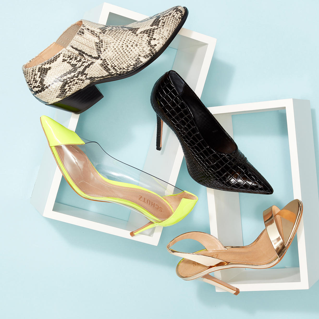 Schutz Women's Shoes Up to 60% Off