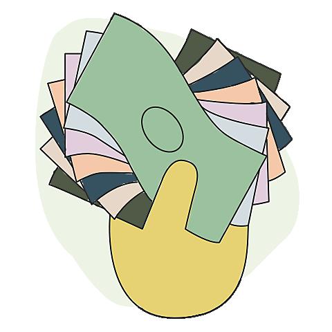 Nuuly Cash illustration 2