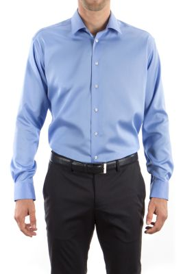 Image for Calvin Klein Men's Non-Iron Micro Pincord from PVH Corporate Outfitters