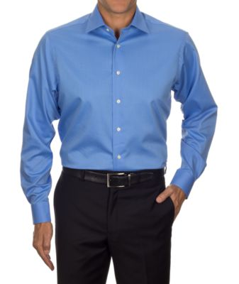 Image for Calvin Klein Men's Slim Fit Non-Iron Dobby from PVH Corporate Outfitters