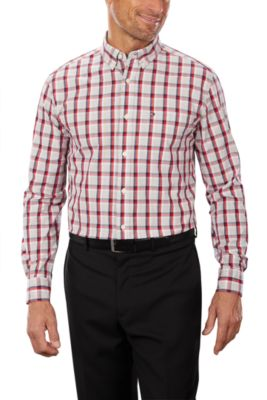 Image for Tommy Hilfiger Men's Cotton Baron Plaid from PVH Corporate Outfitters