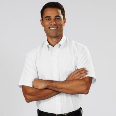 Image for Van Heusen Men's Tall Oxford from PVH Corporate Outfitters