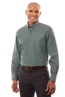 Image for Van Heusen Men's Silky Poplin from PVH Corporate Outfitters