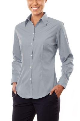 Image for Van Heusen Women's Silky Poplin from PVH Corporate Outfitters