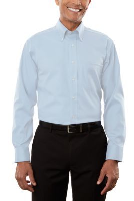 Image for Van Heusen Men's Non-Iron Pinpoint from PVH Corporate Outfitters