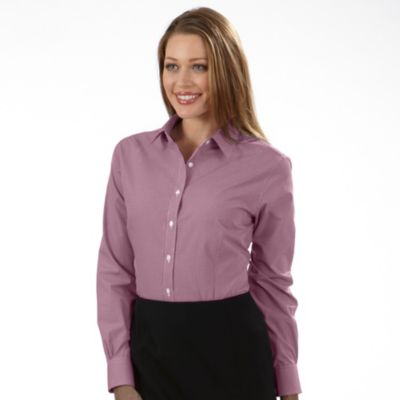 Image for Van Heusen Women's  Gingham Check from PVH Corporate Outfitters