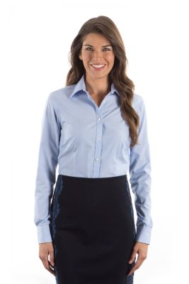 Image for Eagle Women's Non Iron Feather Stripe from PVH Corporate Outfitters