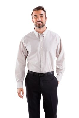 Image for Van Heusen Men's Mini Check from PVH Corporate Outfitters