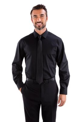 Image for Van Heusen Men's Twill Flex Collar - Alpha Sized from PVH Corporate Outfitters