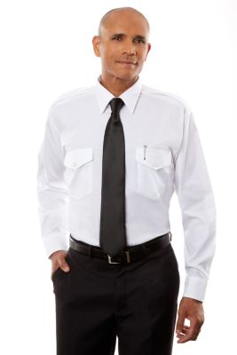 Image for Van Heusen Men's  Aviator Shirt from PVH Corporate Outfitters