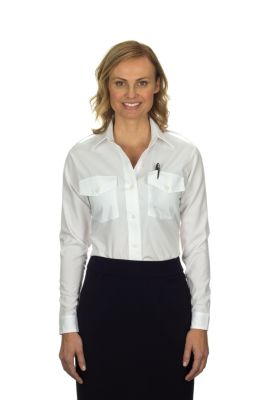 Image for Van Heusen Women's  Aviator Shirt from PVH Corporate Outfitters