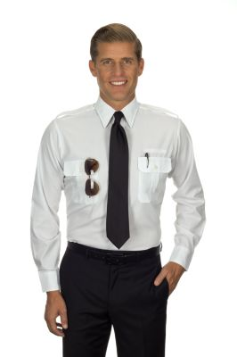 Image for Van Heusen Men's Pilot Shirt from PVH Corporate Outfitters