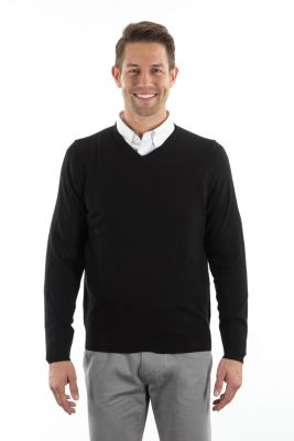 Image for Van Heusen Men's V-Neck Sweater from PVH Corporate Outfitters