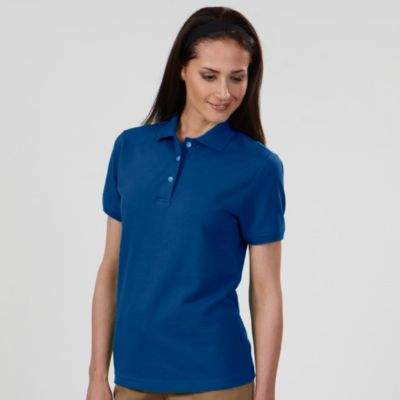 Image for IZOD Women's Silkwash Pique Polo from PVH Corporate Outfitters