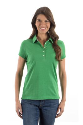 Image for Izod Women's Jersey Polo from PVH Corporate Outfitters