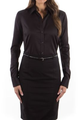 Image for Calvin Klein Women's Non-Iron Pincord from PVH Corporate Outfitters