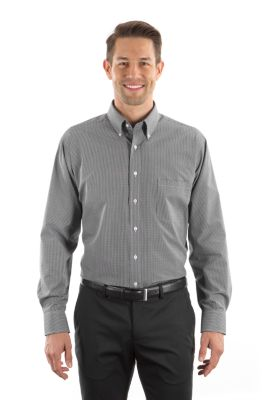 Image for Van Heusen Men's  Gingham Check from PVH Corporate Outfitters