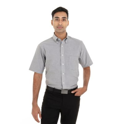 Image for Van Heusen Men's Short Sleeve Oxford from PVH Corporate Outfitters