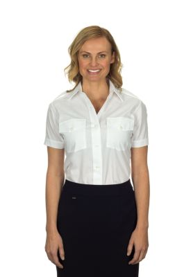 Image for Van Heusen Women's Short Sleeve Aviator from PVH Corporate Outfitters
