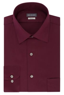 Image for Van Heusen Tall Fit Stretch Wrinkle Free Lux Sateen Solid from PVH Direct