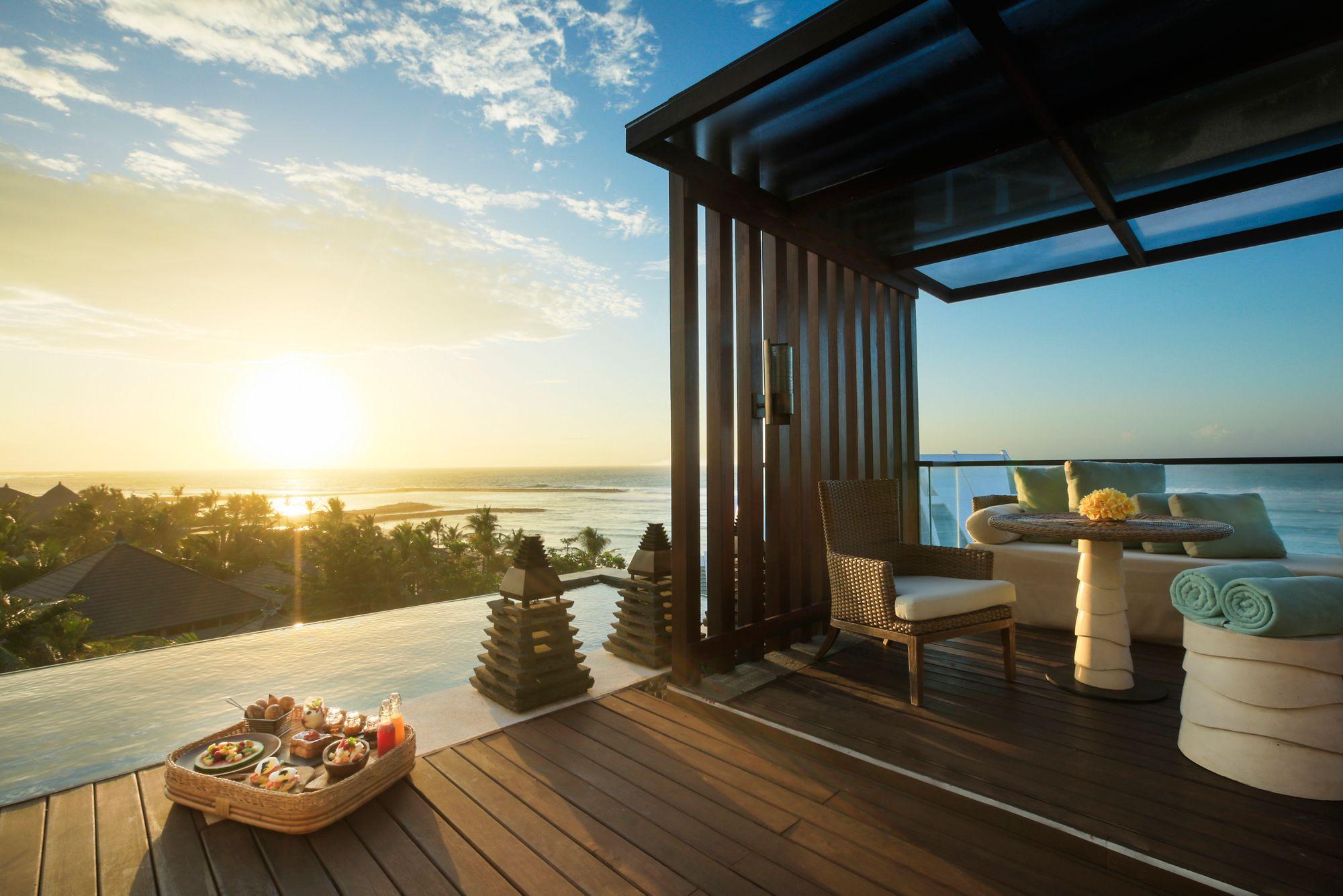 Bali Villas With Ocean View The Ritz Carlton Bali