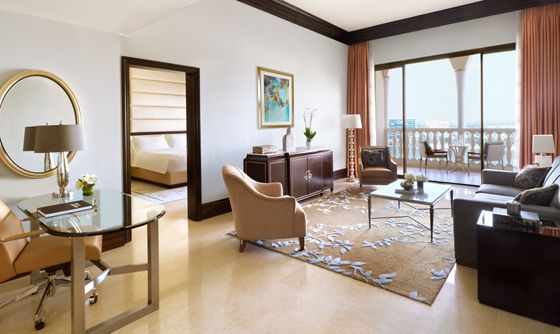 . Abu Dhabi Suites   The Ritz Carlton Abu Dhabi  Grand Canal