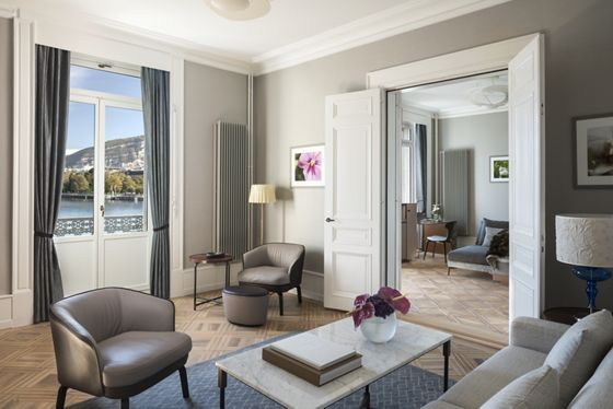 Luxury Accommodations Geneva | The Ritz-Carlton Hotel de la