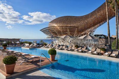 5 Star Luxury Hotels in Barcelona Spain | Hotel Arts Barcelona