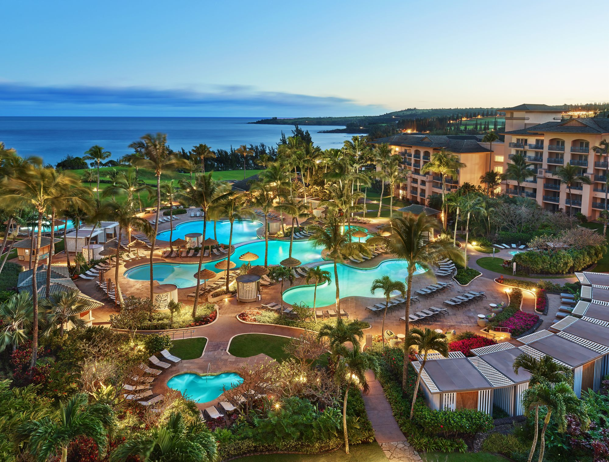 Kapalua Resort - Maui Five-Star Hotels | The Ritz-Carlton