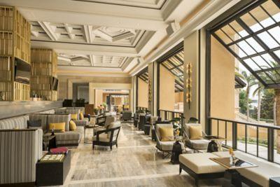 The Lobby Lounge The Ritz Carlton Orlando Grande Lakes