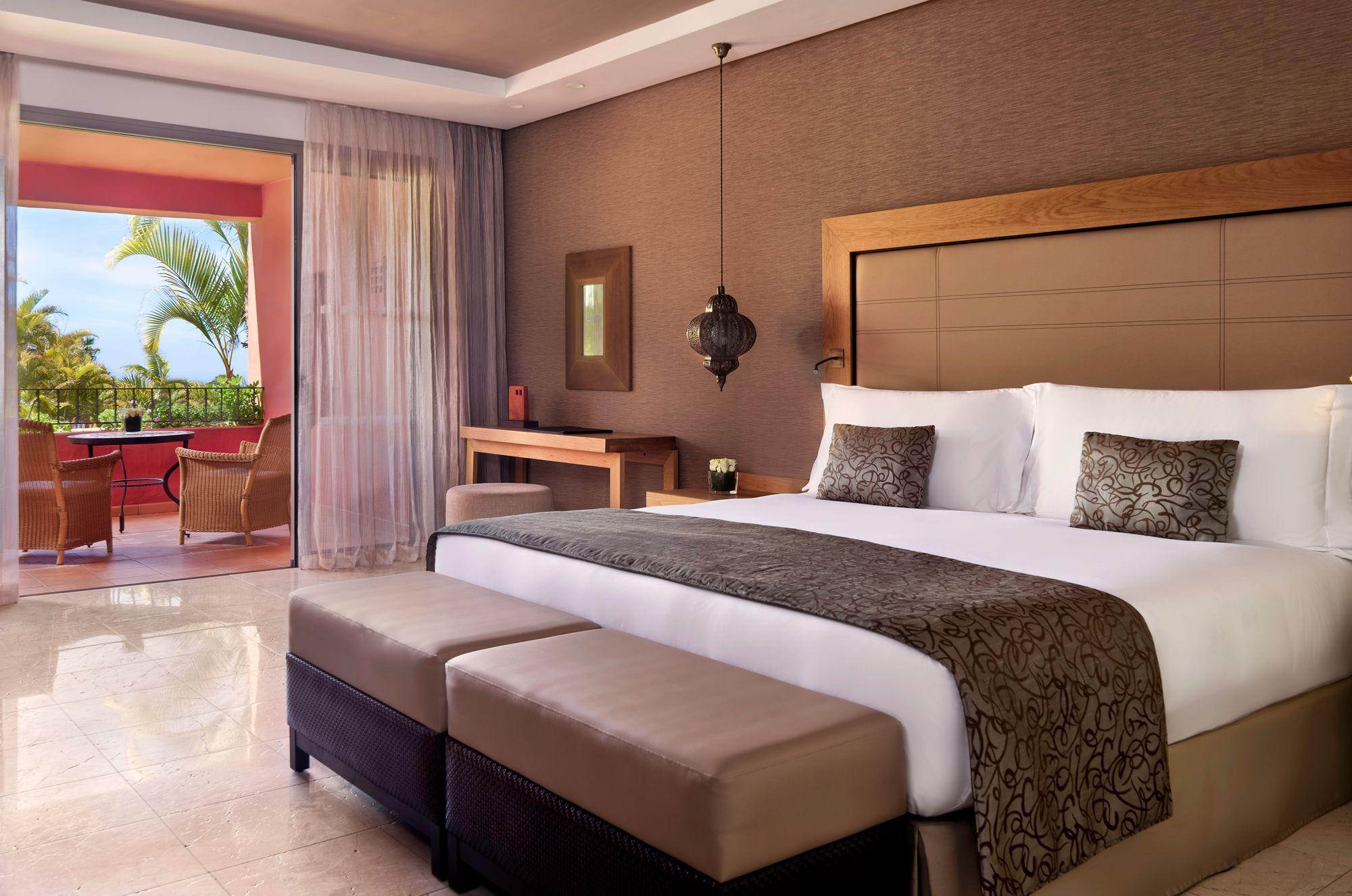 Junior Suite In Tenerife Spain The Ritz Carlton Abama
