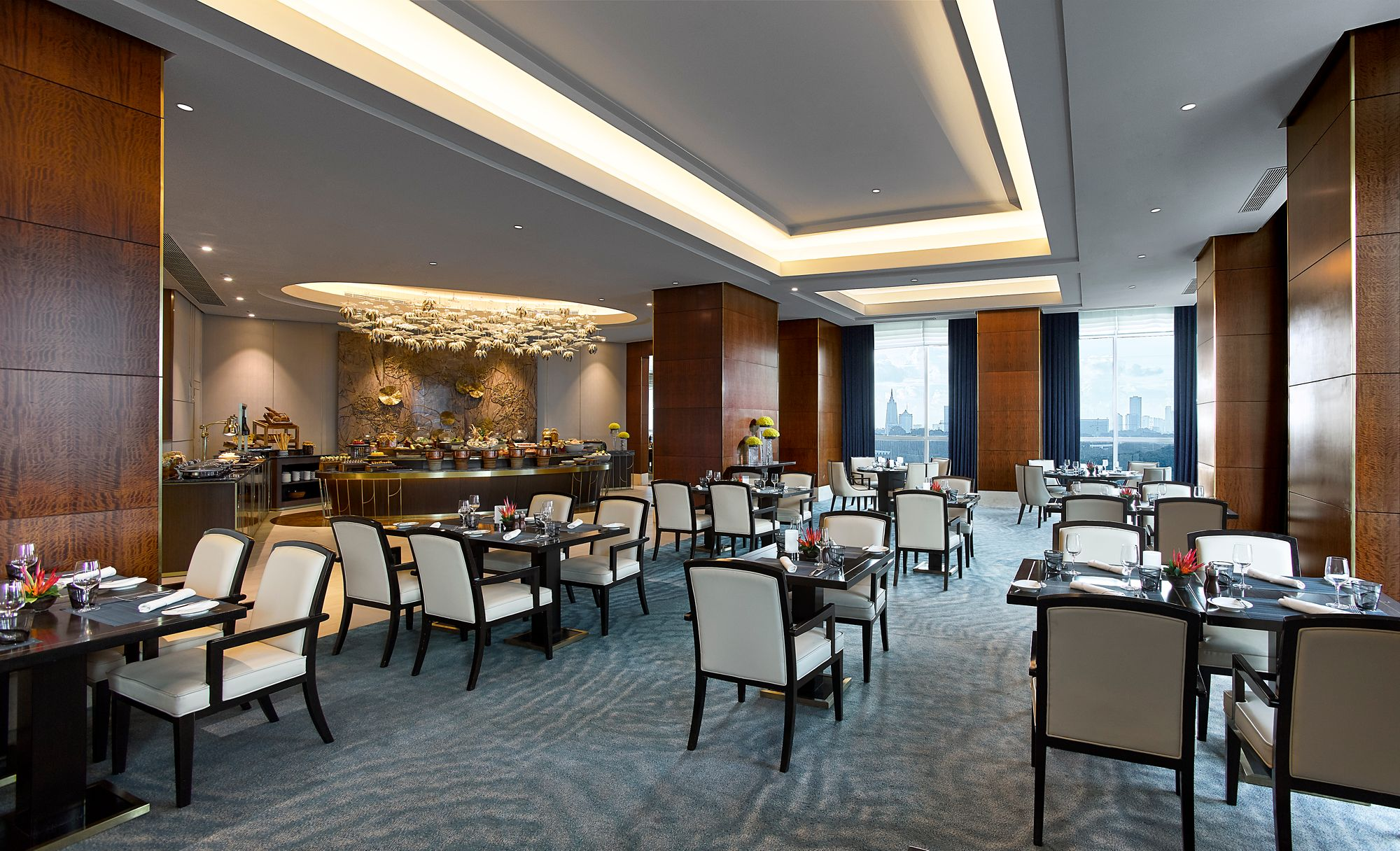 Private Dining Jakarta The Ritz Carlton Jakarta Pacific Place