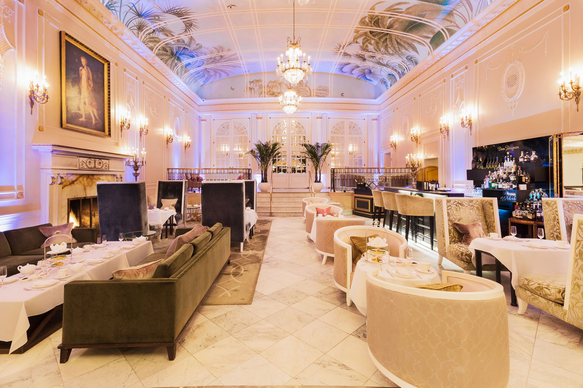 Bar Design Pour Maison the palm court | the ritz-carlton, montreal