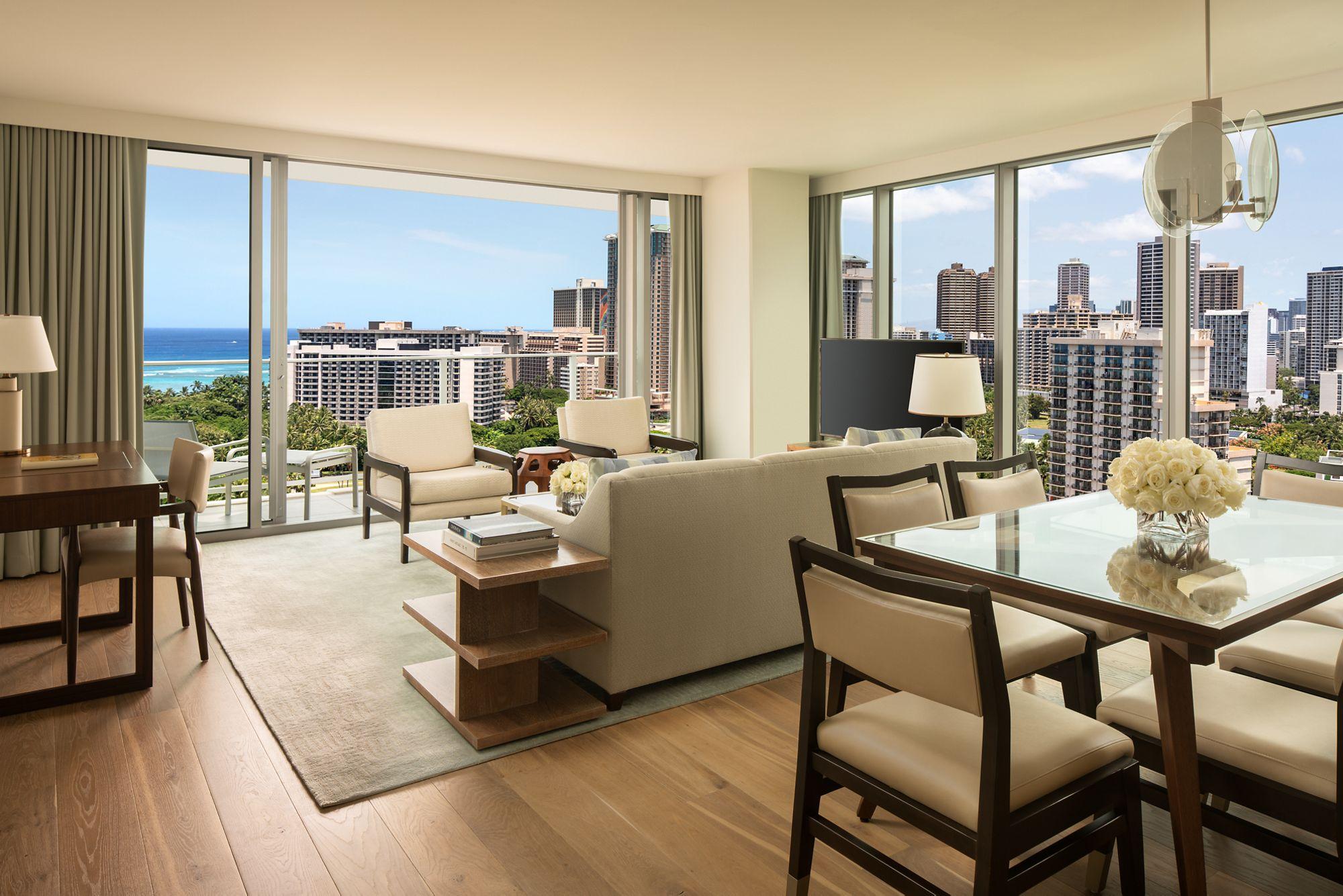 Deluxe Ocean View 2 Bedroom Suite The Ritz Carlton