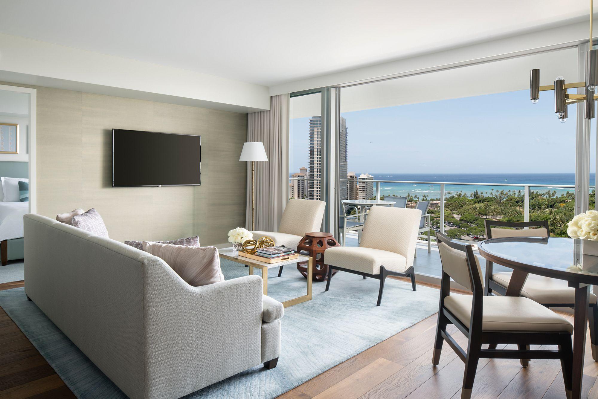 Grand Ocean View 2 Bedroom Suite The Ritz Carlton