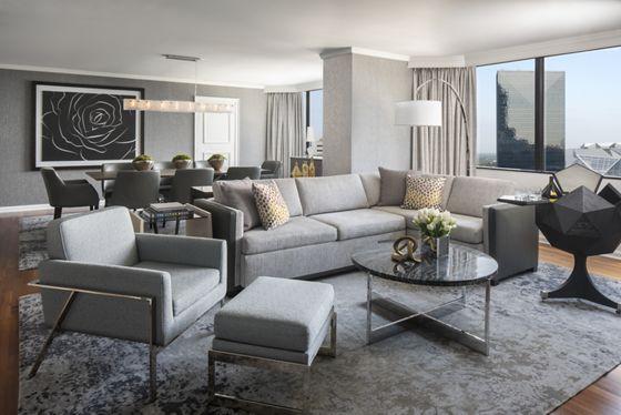 Admirable Atlanta Hotel Suites Hotel Rooms In Atlanta The Ritz Home Interior And Landscaping Analalmasignezvosmurscom