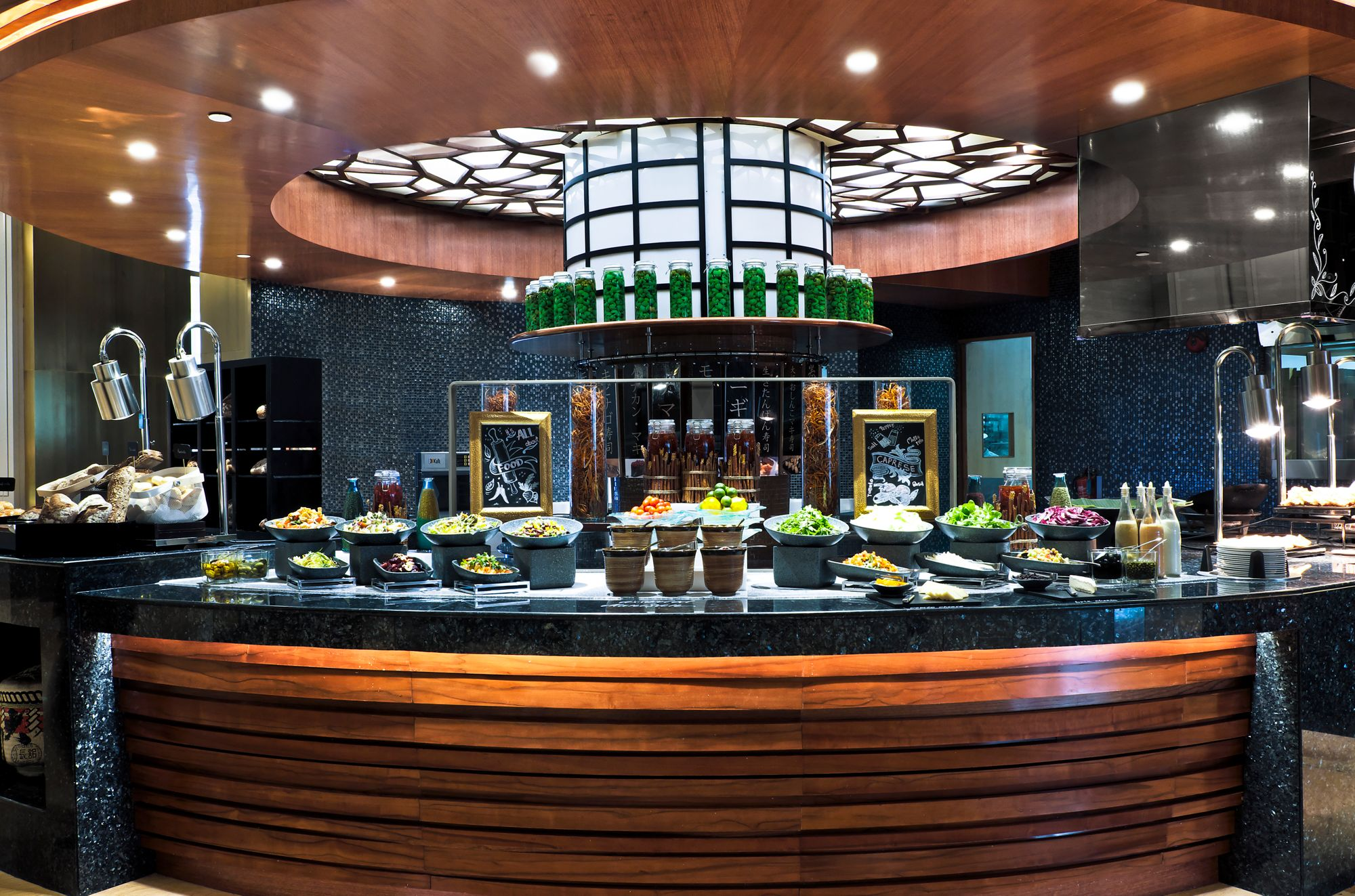 Buffet Restaurant In Jakarta Asian Restaurant Asia Restaurant