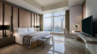 Luxury Hotel Jakarta Indonesia The Ritz Carlton Jakarta Pacific Place