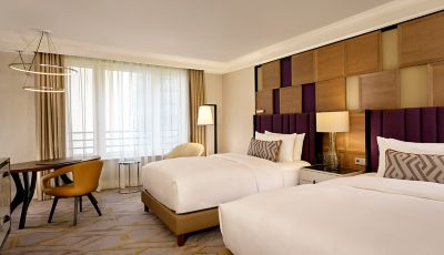Deluxe Room Twin The Ritz Carlton Berlin