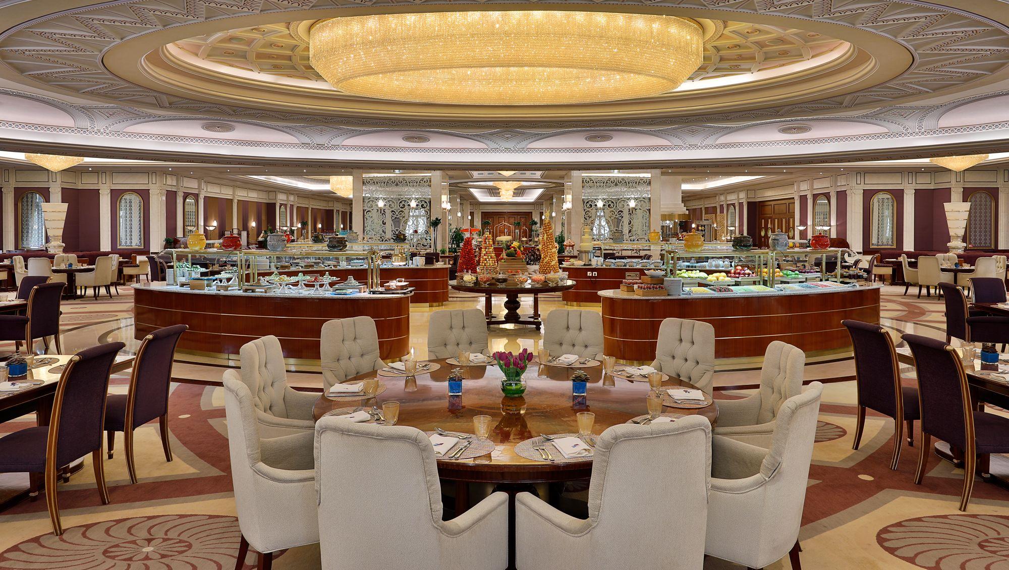Al Orjouan Restaurant - Best Restaurants in Riyadh